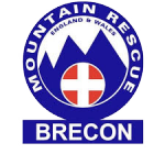 Brecons Mountain Rescue logo